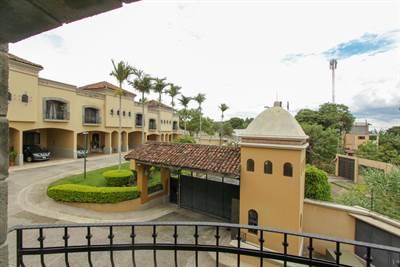 House for rent Escazu, Guachipelin in gated community