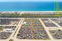 Lots and Land for Sale in Costa Palmas, La Ribera, Baja California Sur $69,000