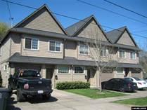 Multifamily Dwellings for Sale in Corvallis, Oregon $1,575,000