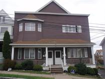 Multifamily Dwellings for Sale in South Side, Scranton City, Pennsylvania $189,000