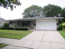 Homes for Sale in Livonia, Michigan $244,900
