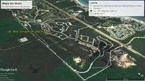 Lots and Land for Sale in Bahia Principe, Akumal, Quintana Roo $900,000