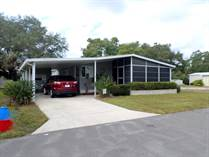 Homes Sold in Camelot Lakes MHC, Sarasota, Florida $18,000