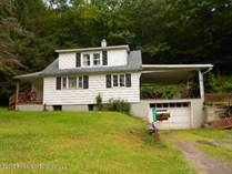 Homes for Sale in Pennsylvania, Clifford Twp, Pennsylvania $70,500