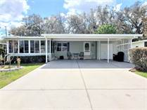 Homes for Sale in Southport Springs, Zephyrhills, Florida $29,999