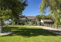 Homes for Sale in Oak Trail Estates, Santa Ynez, California $6,495,000