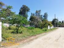 Lots and Land for Sale in Manglar Alto, Santa Elena $79,000