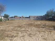 Lots and Land for Sale in Sonora, Puerto Penasco, Sonora $15,500