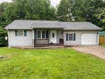 Homes for Sale in Lawrence County, Springville, Indiana $149,900