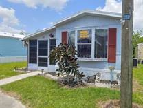 Homes Sold in River Oaks, Ruskin, Florida $12,900