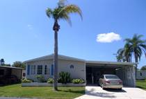 Homes for Sale in Camelot Lakes MHC, Sarasota, Florida $129,000