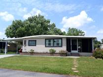 Homes for Sale in Camelot Lakes MHC, Sarasota, Florida $20,000
