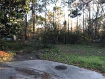 Lots and Land for Sale in Darien, Georgia $15,000