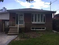 Homes for Rent/Lease in Toronto, Ontario $1,300 monthly