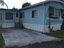 Homes for Sale in Cape Canaveral Trailer Park, Cape Canaveral, Florida $25,500