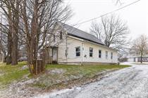 Homes Sold in Madoc Village, Madoc, Ontario $325,000