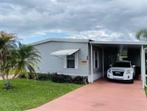 Homes Sold in Lakewood Village, Vero Beach, Florida $59,995