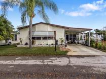 Homes for Sale in Whispering Pines MHP, Kissimmee, Florida $62,500