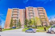 Condos for Sale in Neilson/Finch, Toronto, Ontario $399,000