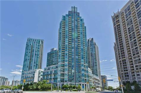 1 Bedroom + Den Condo At Square One! Amazing Investment Opportunity!