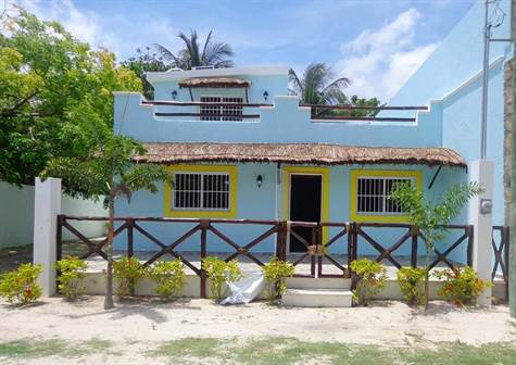 Home Sold in Chelem, Yucatan $155,000