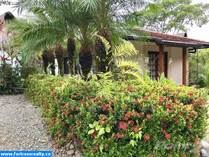 Homes for Sale in Dominical, Puntarenas $375,000