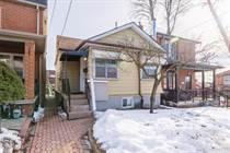 Homes for Sale in Corso Italia, Toronto, Ontario $750,000