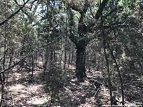 Lots and Land for Sale in New Braunfels, Texas $129,900