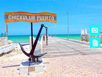 Lots and Land for Sale in Chixchulub Pueblo, Yucatan $18,125