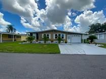 Homes for Sale in camelot east, Sarasota, Florida $109,900