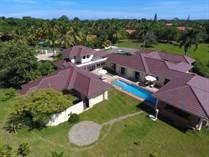 Homes for Sale in Seahorse Ranch, Sosua, Puerto Plata $1,800,000