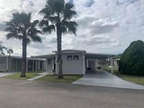 Homes for Sale in Sunnyside Mobile Home Park, Zephyrhills, Florida $16,000