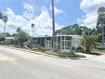 Homes for Sale in Windward Knolls Mobile Home Park, Thonotosassa, Florida $36,900