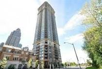 Condos for Rent/Lease in Mississauga, Ontario $1,800 monthly