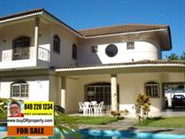 Homes for Sale in Costa Azul, Cabarete, Puerto Plata $199,000