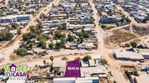 Lots and Land for Sale in Tijuana, Baja California $54,000
