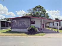 Homes for Sale in Highland Village, Lakeland, Florida $16,900