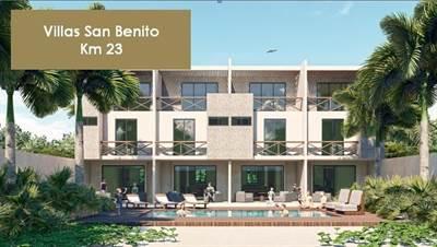 """San Benito, Yucatan presents """"SAN BENITO VILLAS"""" Km 23"""