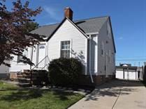 Homes for Sale in Ridgewood, Parma, Ohio $160,000