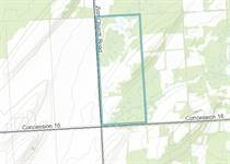 Lots and Land for Sale in Keppel Township, Georgian Bluffs, Ontario $299,900