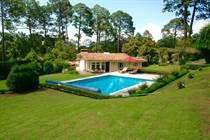 Recreational Land for Sale in Avandaro, Valle de Bravo, Estado de Mexico $890,000