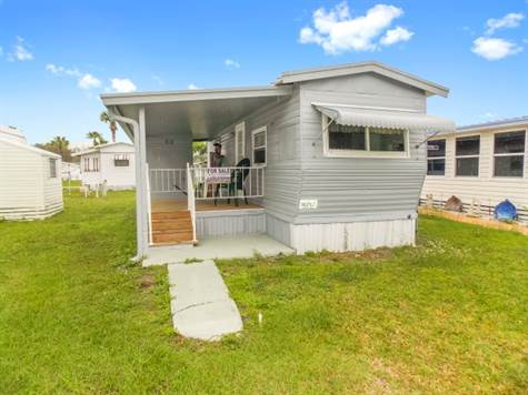 Home Sold in ZEPHYR PALMS, Zephyrhills, Florida $9,000