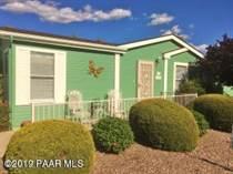 Homes for Sale in Prescott Valley, Arizona $226,000