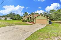 Homes for Sale in Royal Highlands Unit 9, Weeki Wachee, Florida $254,900