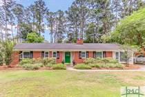 Homes for Sale in Savannah, Georgia $179,900