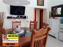 Homes for Sale in La Mulata, Sosua, Puerto Plata $185,000