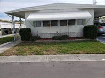 Homes for Sale in Serendipity Mobile Home Park, Clearwater, Florida $27,000