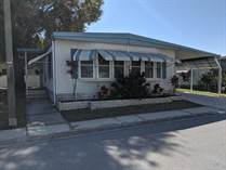 Homes Sold in Shady Lane Village Mobile Home Park, Clearwater, Florida $22,500