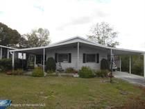 Homes for Sale in Brookridge, Florida $144,555