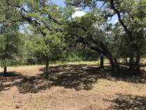Lots and Land for Sale in Lake Ridge at Canyon Lake, Canyon Lake, Texas $79,900